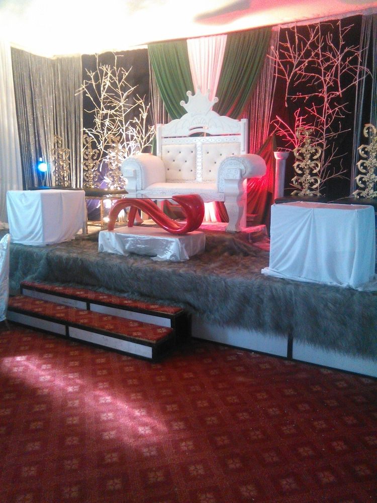 Indoor Wedding, Ghion Hotel