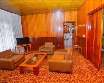 Living Room, Ghion Hotel