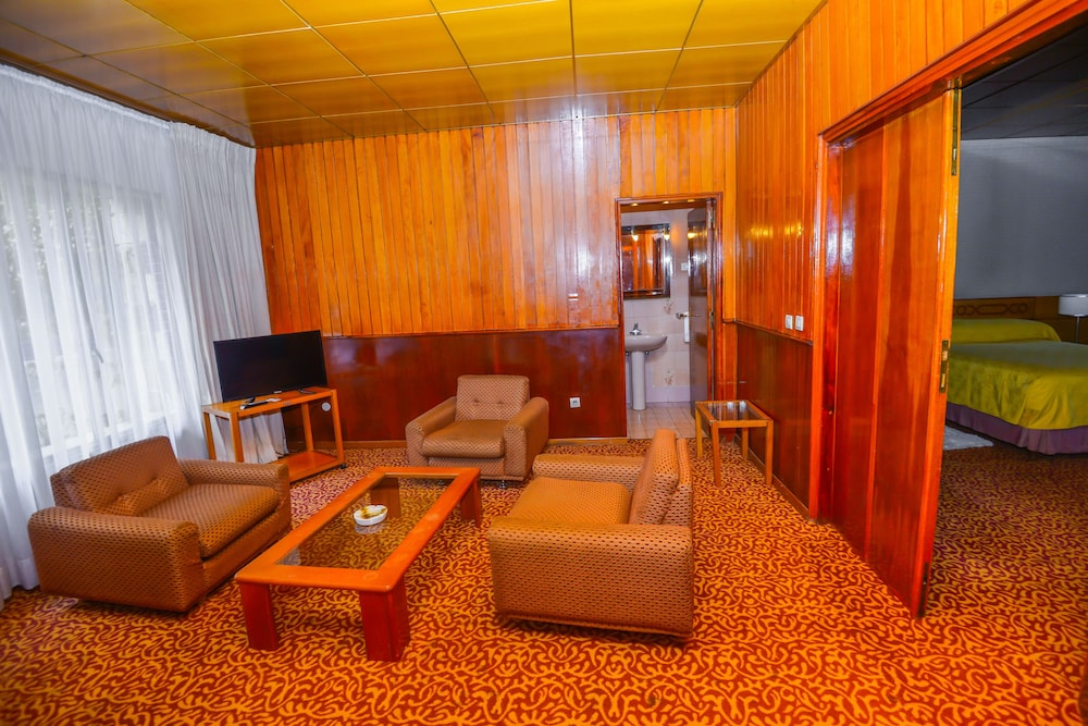 Living Area, Ghion Hotel