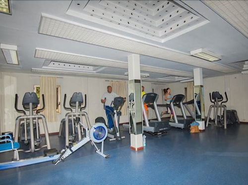 Fitness Facility, Ghion Hotel