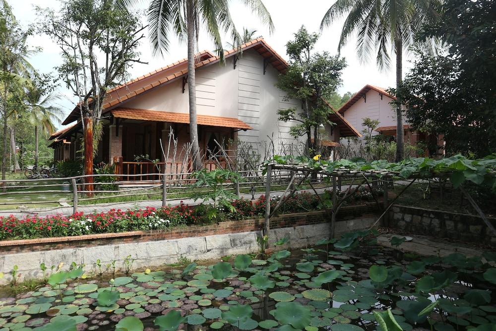 courtyard view - Garden House