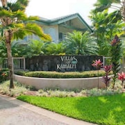 Villas of Kamalii 37 2 Br townhouse by RedAwning