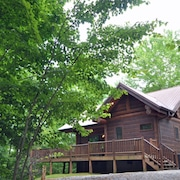 Moonstruck 1 Br cabin by RedAwning
