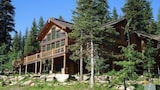 Tripod Custom Home 80 6 6 Br home by RedAwning - Tamarack Hotels