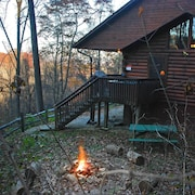 Falling Waters 2 Br cabin by RedAwning