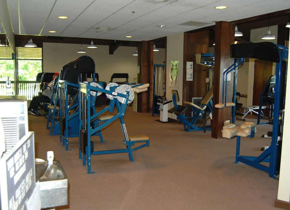 Fitness Facility, Lake Barkley State Resort