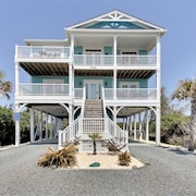Beach Crew at Holden Beach - 4 Br Home