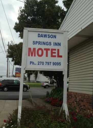 Front of Property, Dawson Springs Inn Motel