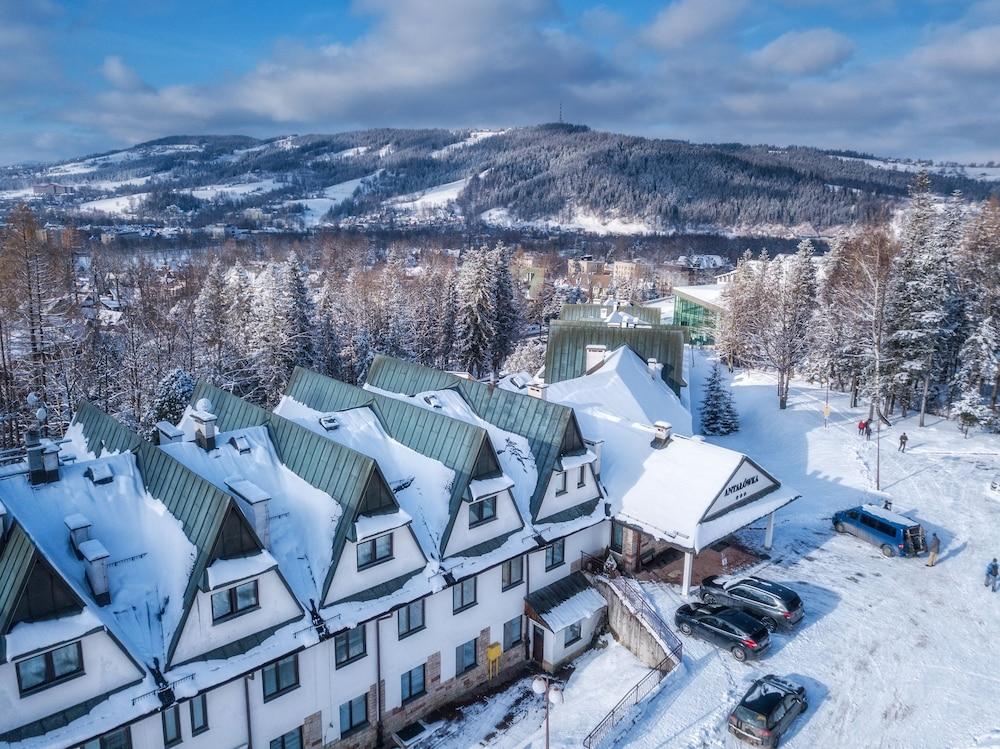 Hotel Tatra W Zakopanem