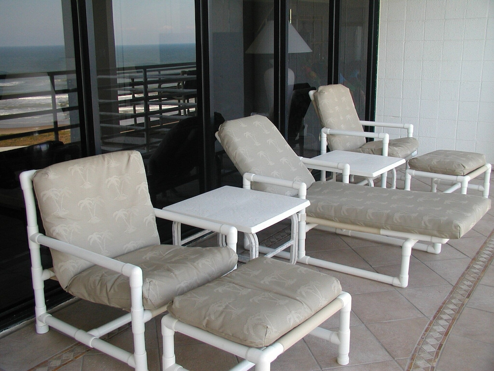 Balcony, South Padre Resort Rentals