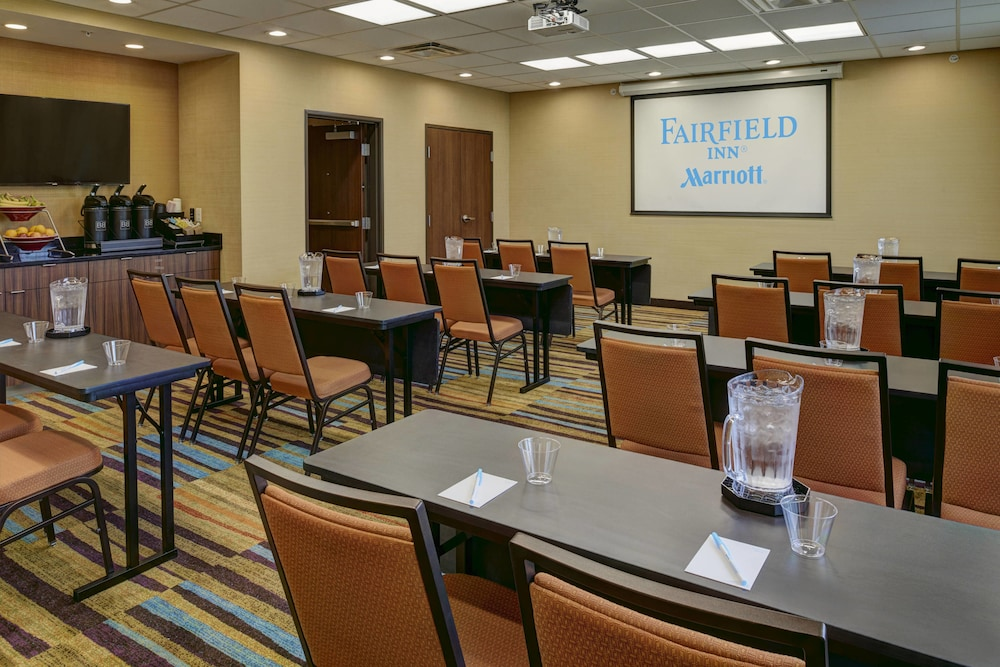 Meeting Facility, Fairfield Inn & Suites by Marriott Detroit Troy