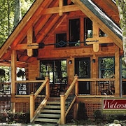 Happy Trails 2 Br cabin by RedAwning