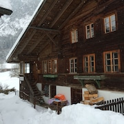 400 Year Old Swiss Chalet
