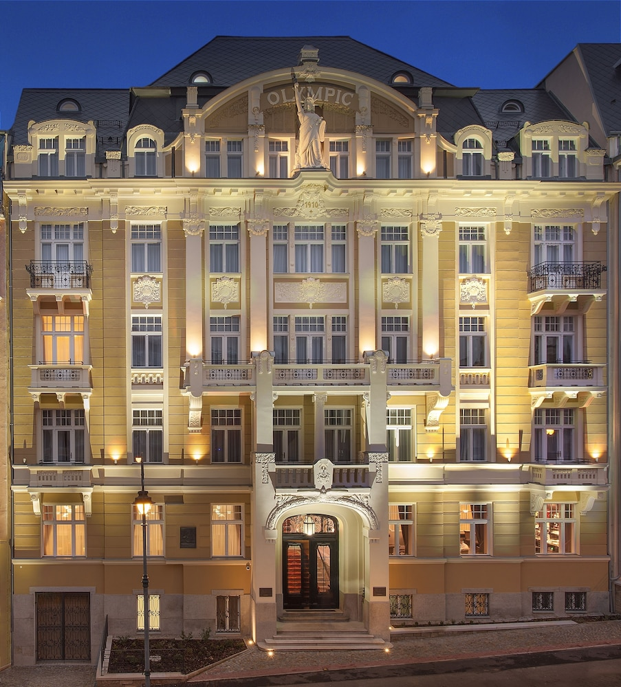 Luxury Spa Hotel Olympic Palace Karlovy Vary 2019 Hotel Prices