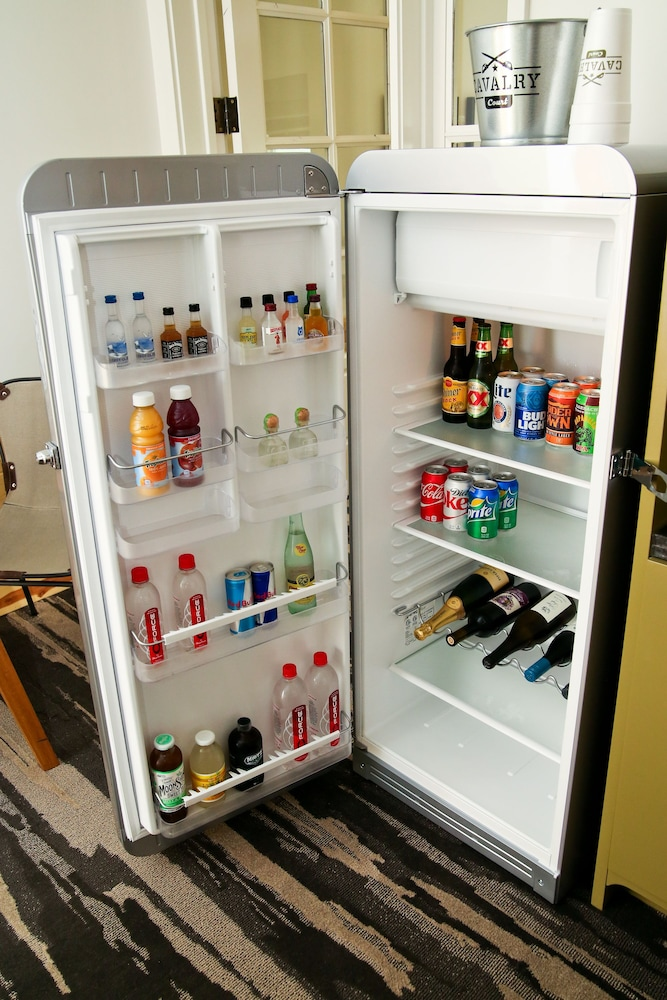Mini-Refrigerator, Cavalry Court, by Valencia Hotel Group