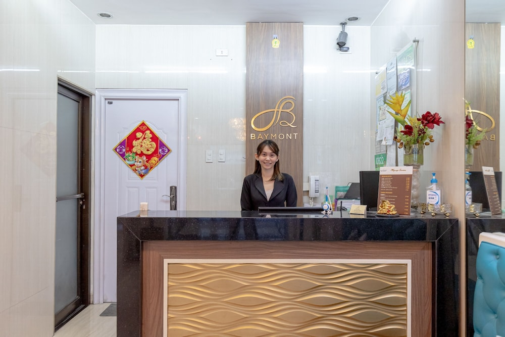 Reception, Baymont Suites & Residences