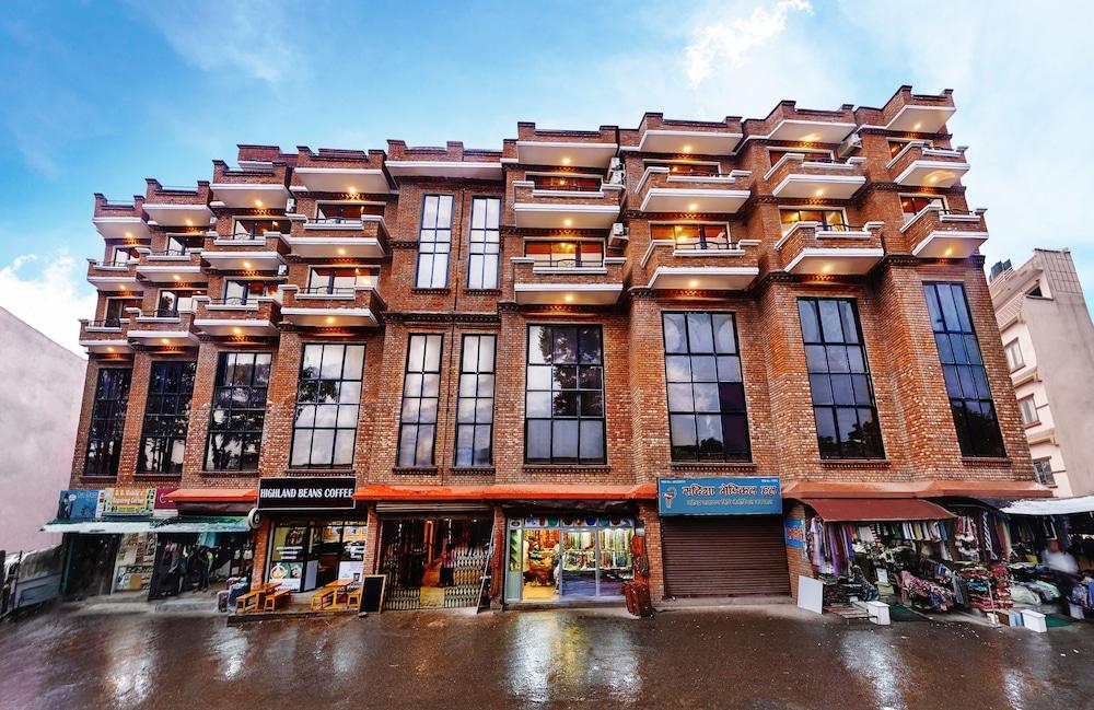 Hotel Temple Inn Kathmandu