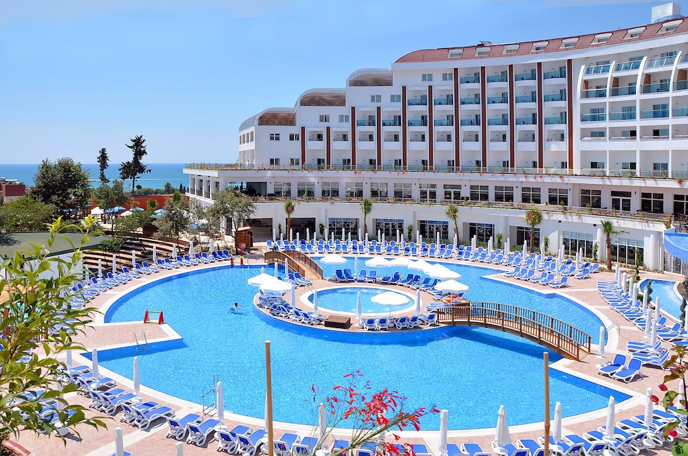 Side Prenses Resort Hotel Spa All Inclusive In Antalya Rates Reviews On Orbitz