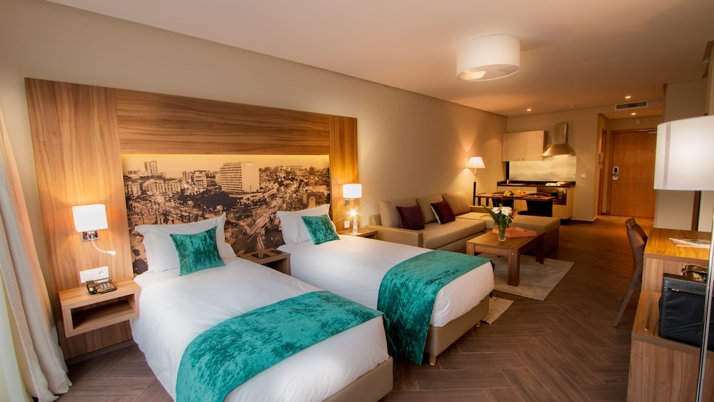 Melliber appart hotel in casablanca hotel rates for Appart hotel ussel