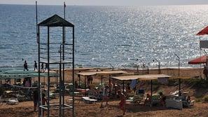 Private beach nearby, white sand, free beach shuttle, free beach cabanas