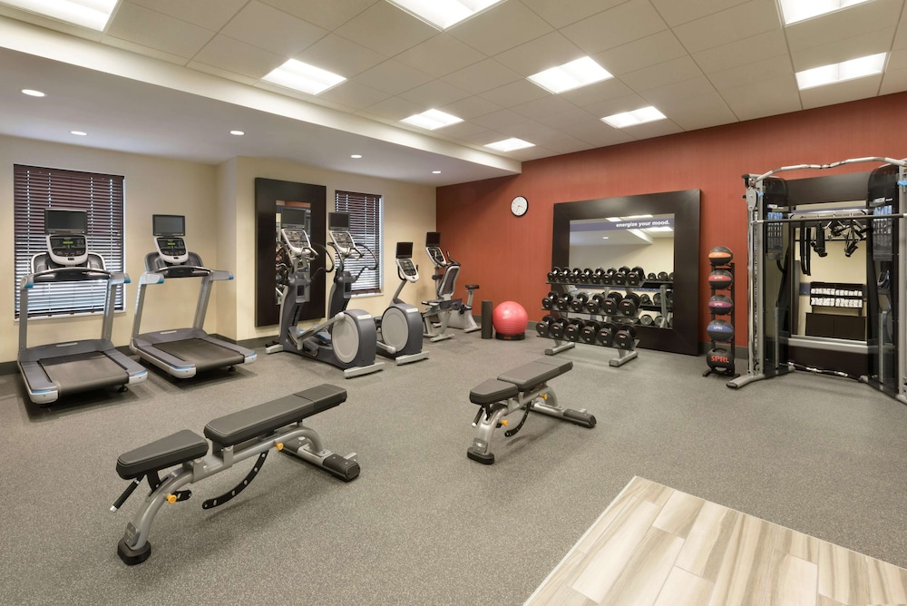 Fitness Facility, Hampton Inn Spring Hill