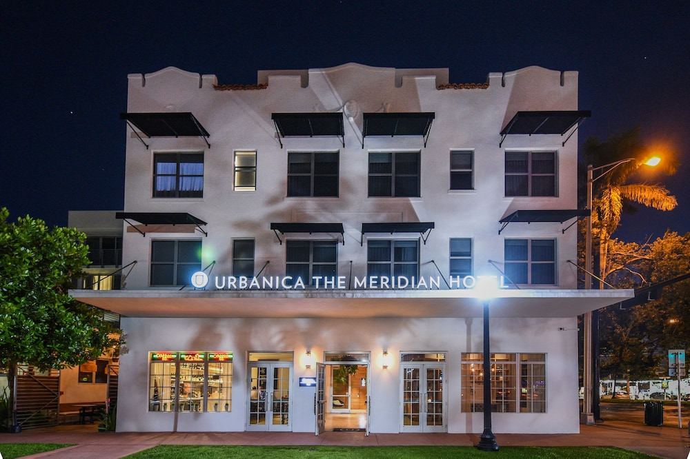 Front of Property, Urbanica The Meridian Hotel