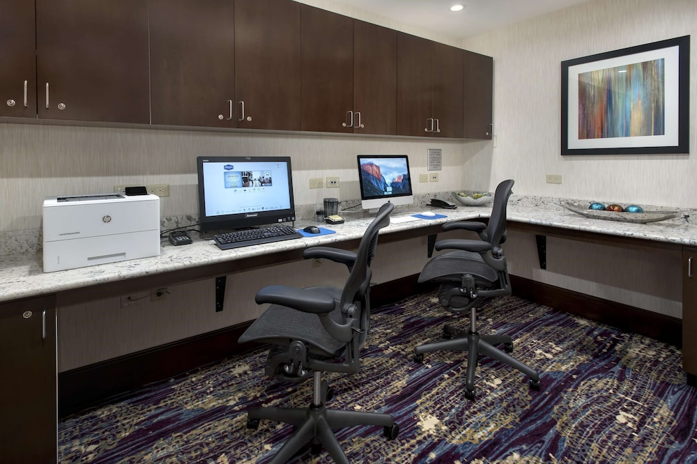 Business Center, Hampton Inn by Hilton New Paltz
