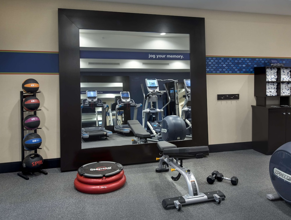 Fitness Facility, Hampton Inn by Hilton New Paltz