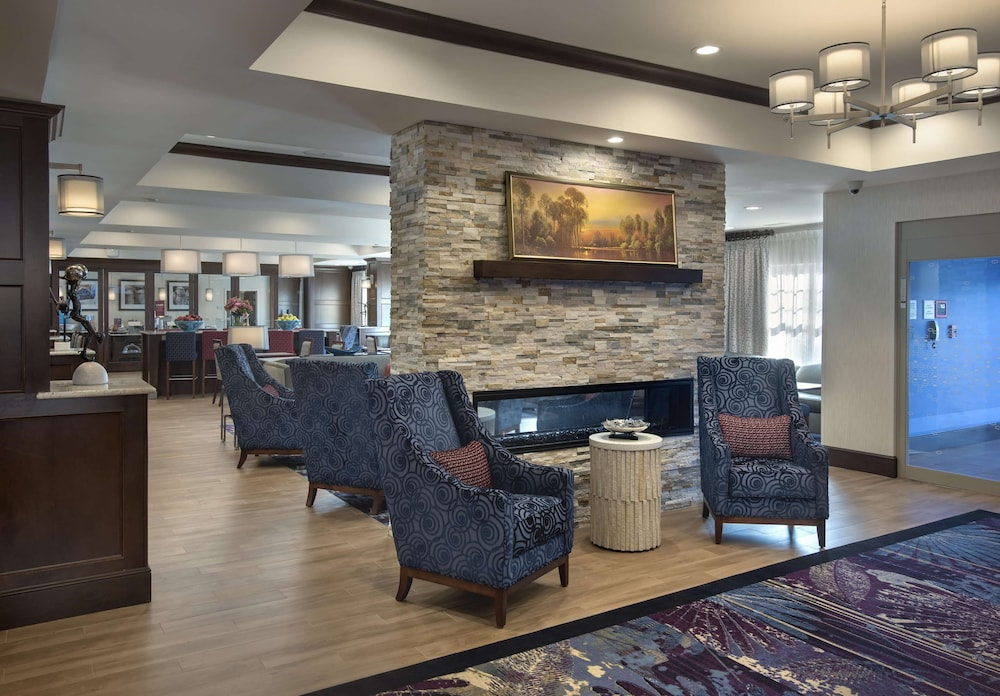 Reception, Hampton Inn by Hilton New Paltz