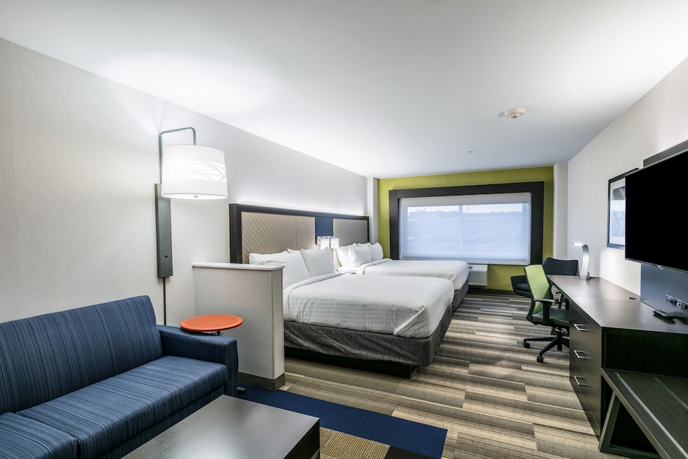 Room, Holiday Inn Express & Suites Jersey City North - Hoboken