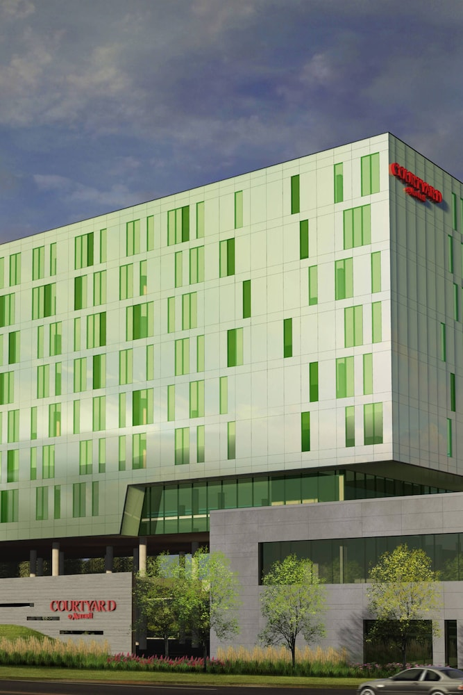 Exterior, Courtyard by Marriott Quebec City