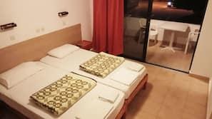 1 bedroom, in-room safe, laptop workspace, free cots/infant beds