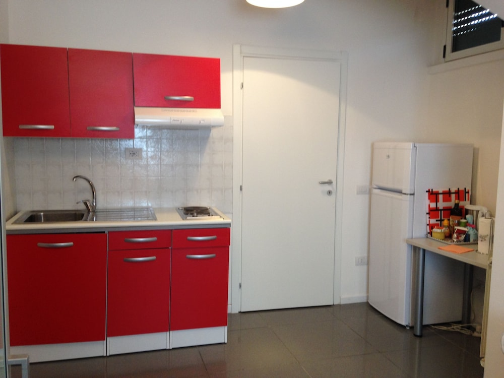 Private Kitchenette, Milano Canal Apartments