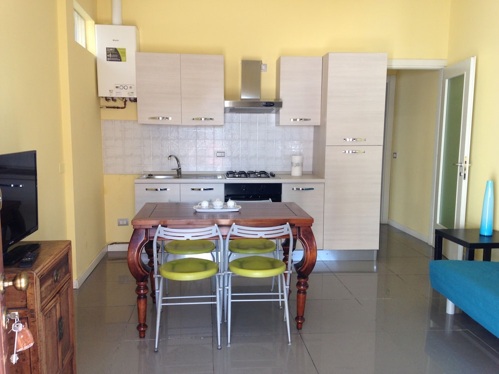 Private Kitchen, Milano Canal Apartments