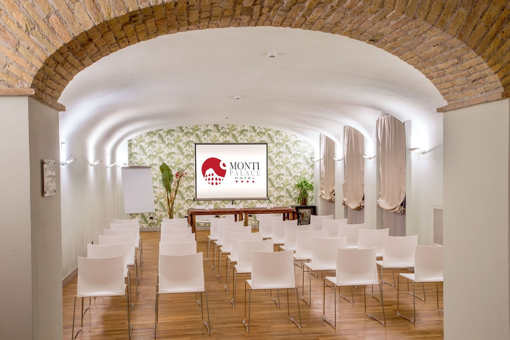 Meeting Facility, Monti Palace Hotel