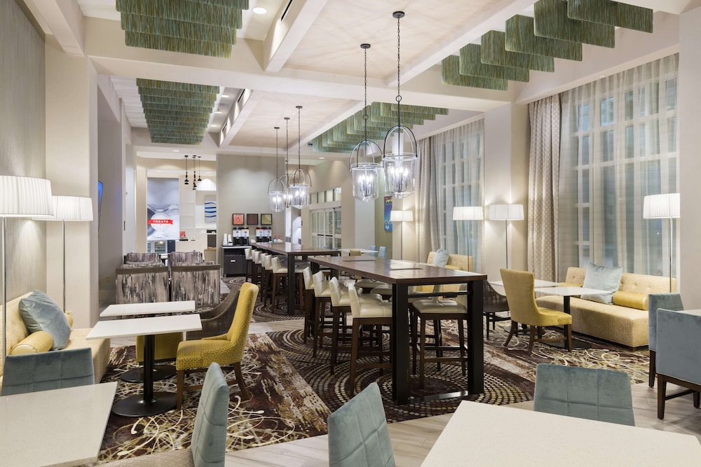 Reception, Hampton Inn & Suites Tampa Airport Avion Park Westshore