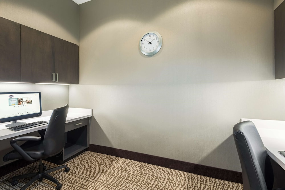Business Center, Hampton Inn & Suites Tampa Airport Avion Park Westshore