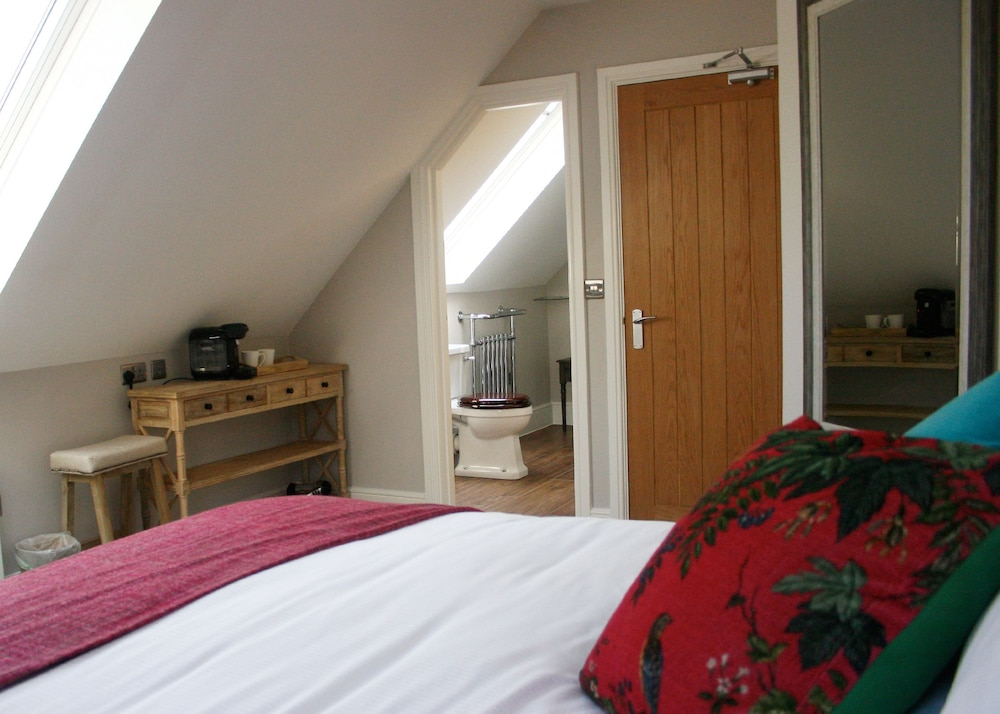 Manor House Quorn Rooms