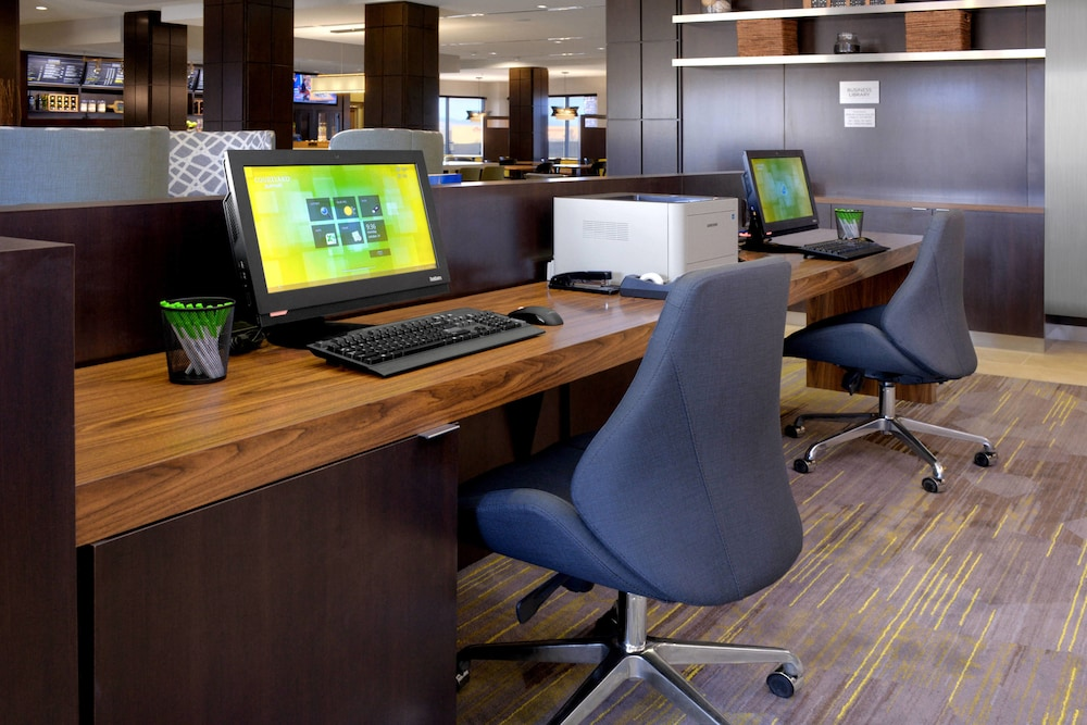 Business Center, Courtyard by Marriott Denver Southwest/Littleton