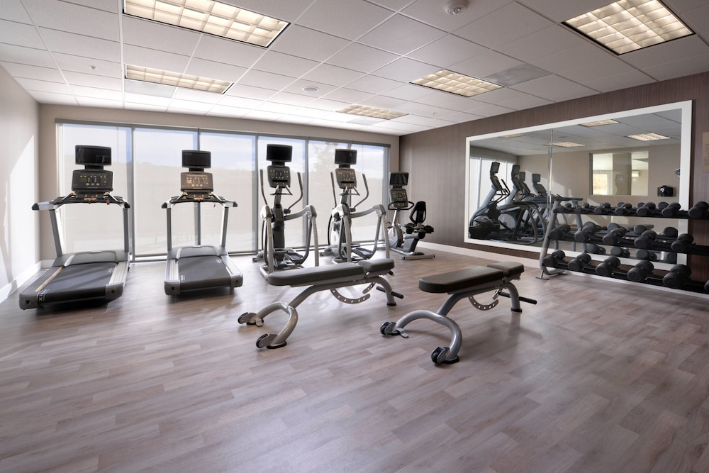 Fitness Facility, Courtyard by Marriott Denver Southwest/Littleton