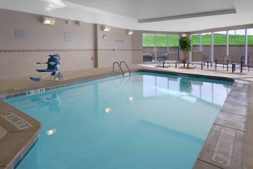 Indoor Pool, Courtyard by Marriott Denver Southwest/Littleton