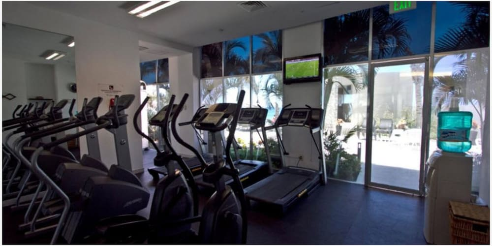 Fitness Facility, Park Royal Beach Mazatlán