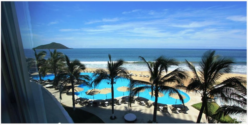 View from Property, Park Royal Beach Mazatlán