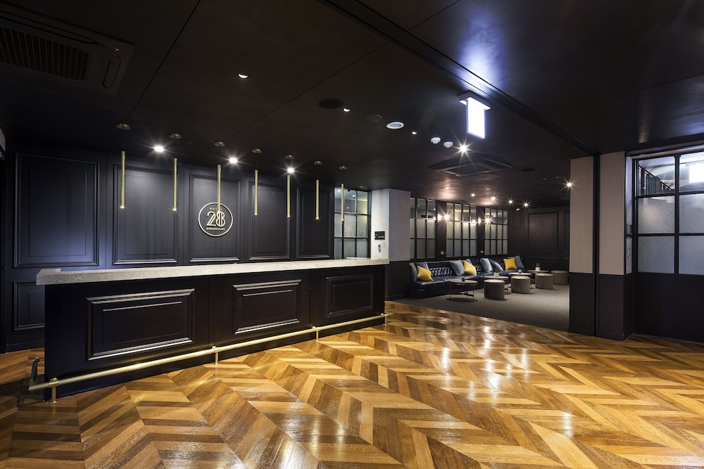 Reception, Hotel28 Myeongdong