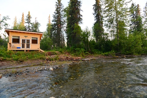 Talkeetna Cabins on Montana Creek