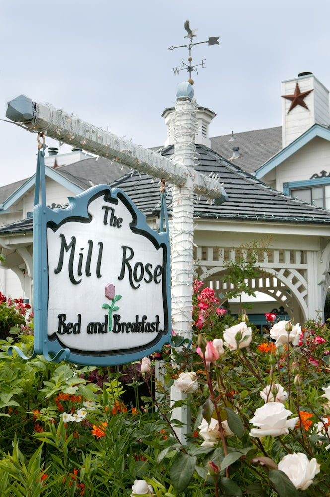 Front of Property, Mill Rose Inn