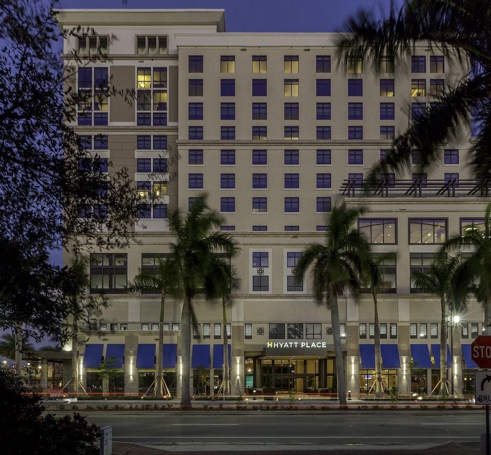 Hyatt Place Boca Raton/Downtown In Palm Beach