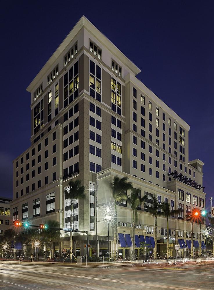 Hyatt Place Boca Raton Downtown In Palm Beach West Palm