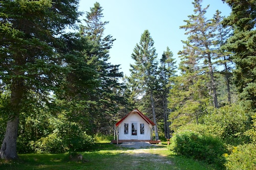 Check Expedia for Availability of Maisonnettes Camping de la Baie de Perce