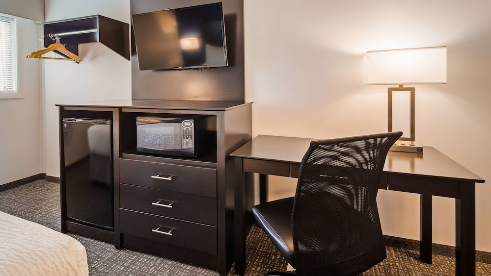 Room Amenity, SureStay Hotel by Best Western Presque Isle